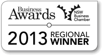 2013-regional-winner-nsw-business-awards
