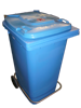 Range of wheelie bins suitable for medical and allied industries